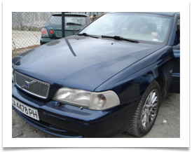Volvo C70 Turbo